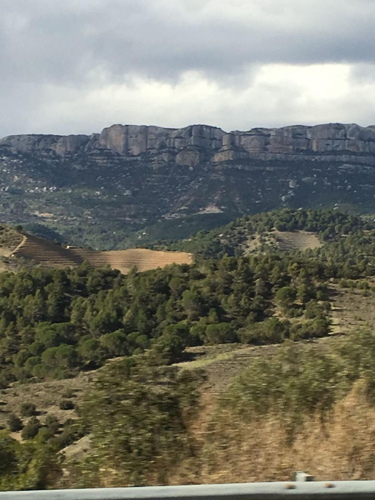 Priorat mountains, Montsant, Spain