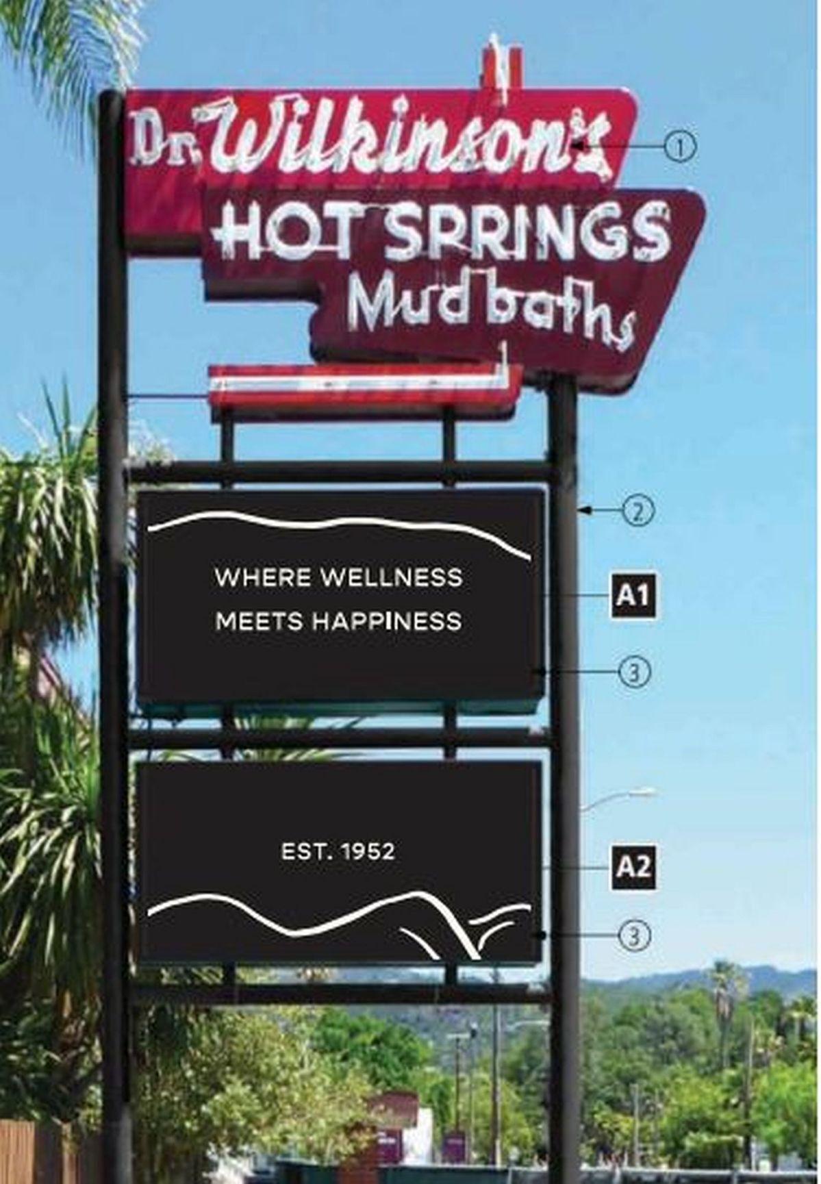 Dr. Wilkinson's Hot Springs Resort