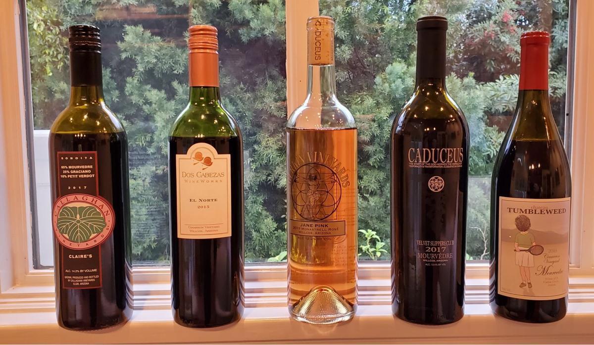 Arizona wines