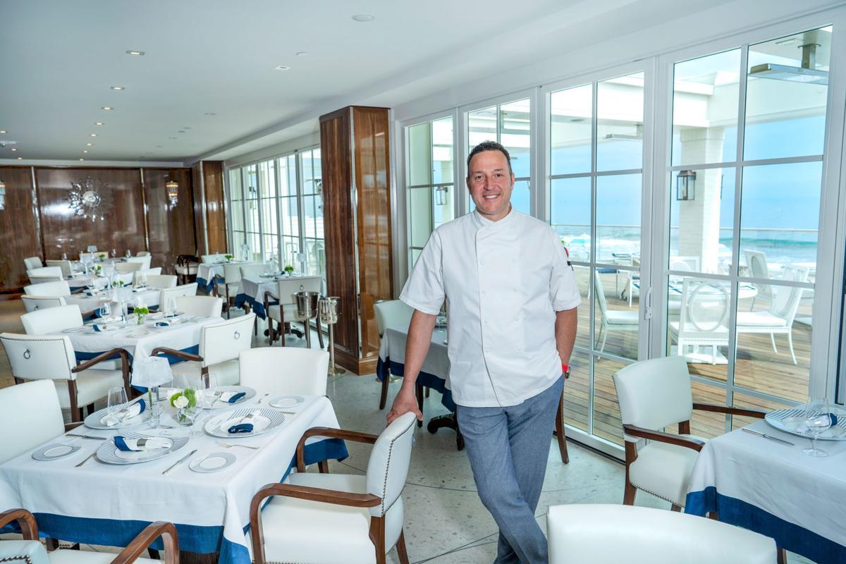 Chef Massimo Falsini
