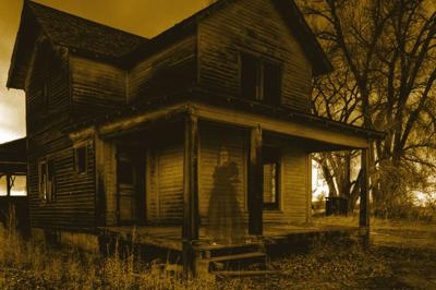 Haunted houses of the Napa Valley