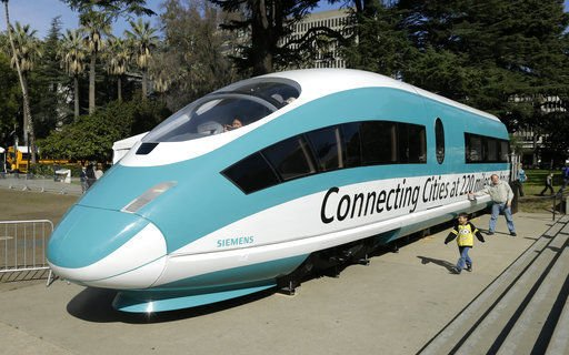 California Supreme Court ruling bolsters bullet train foes