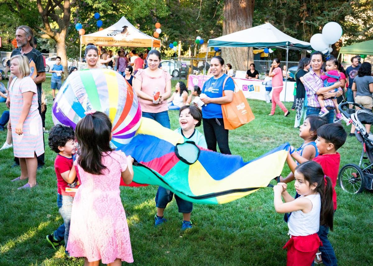 UpValley Family Centers' Celebration