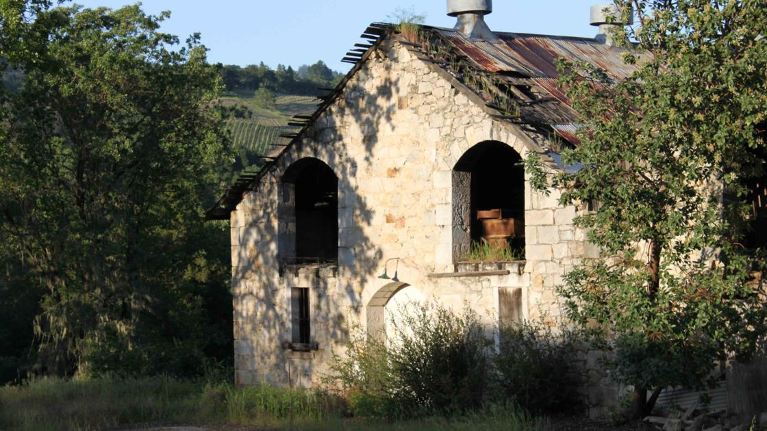 Napa Valley's last ghost | The World in a Glass ...
