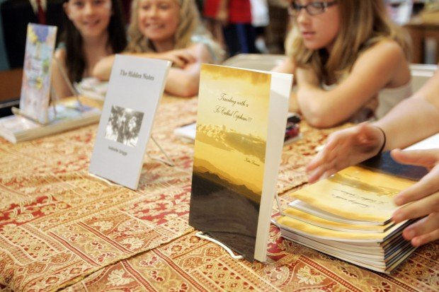 Copperfield's hosts kids in the Napa Valley Writing Project