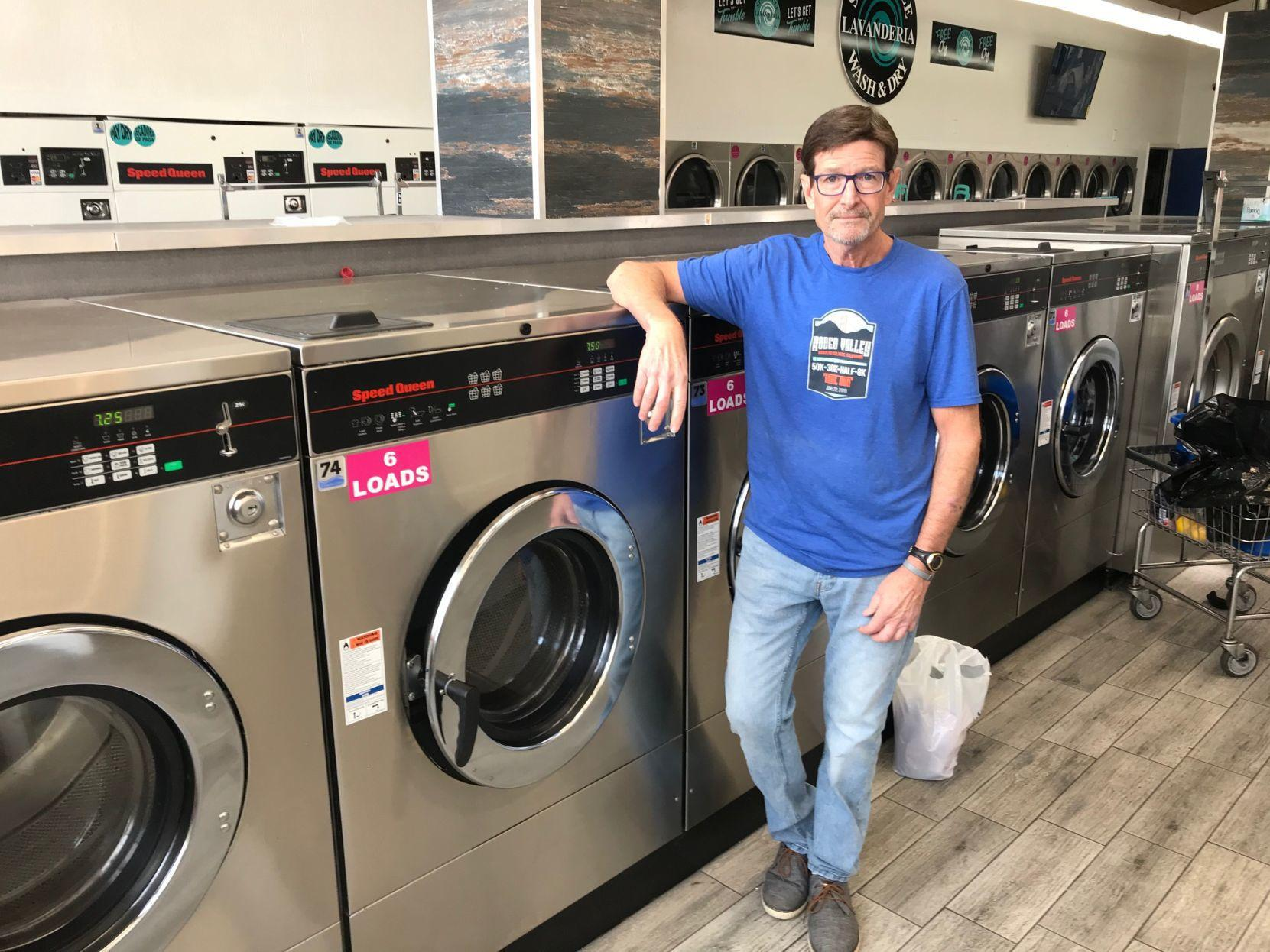 10 Questions Napa Laundromat Owner Spins Success Napa Valley Register 10 Questions Business Feature Napavalleyregister Com