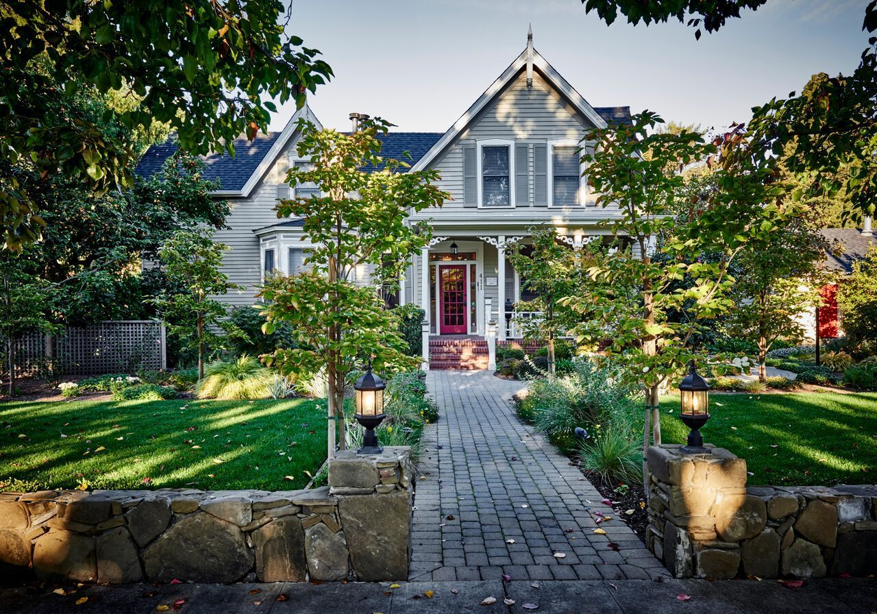 The Inn On Randolph Is One Of Three Featured Properties That Have Gotten A  Makeover For Traditional Homeu0027s 2015 Showhouse In The Napa Valley.