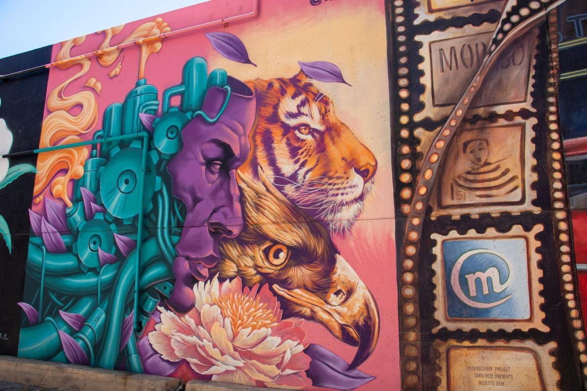 modesto murals