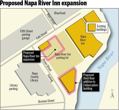 Napa River Inn expansion