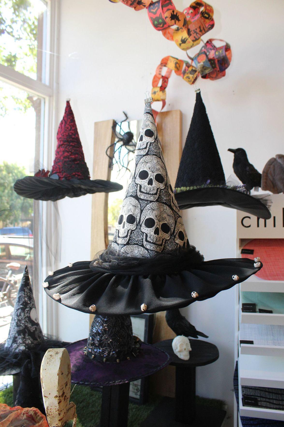 Halloween hats