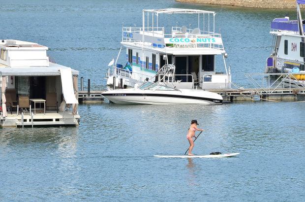 Resorts to be born anew Lake Berryessa?