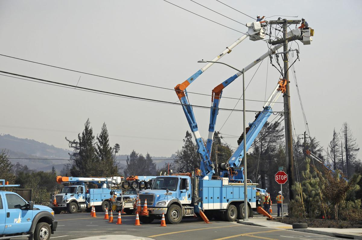 AP Exclusive: Early PG&E blackouts forewarned later problems