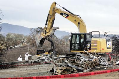 Atlas Peak Debris Removal (copy)