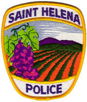St. Helena Police Department logo