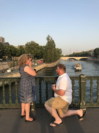 Norris and Willoughby to wed