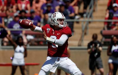 Northwestern Stanford Football