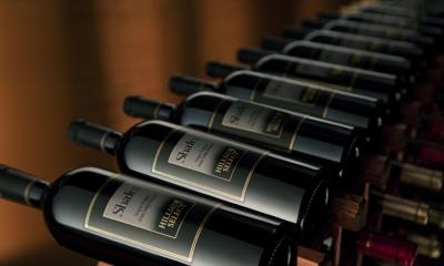 Library Wine Auction Shafer Bottles