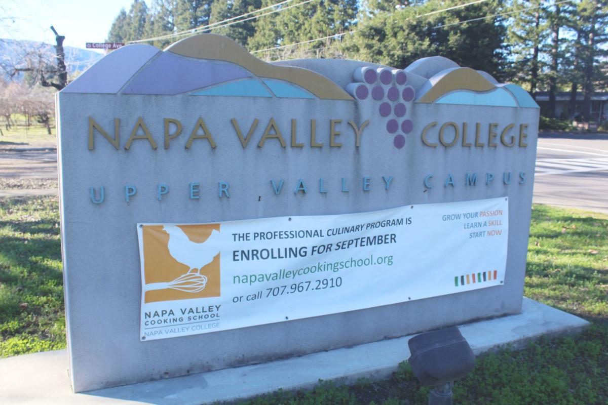 Napa Valley College Upper Valley Campus, St. Helena