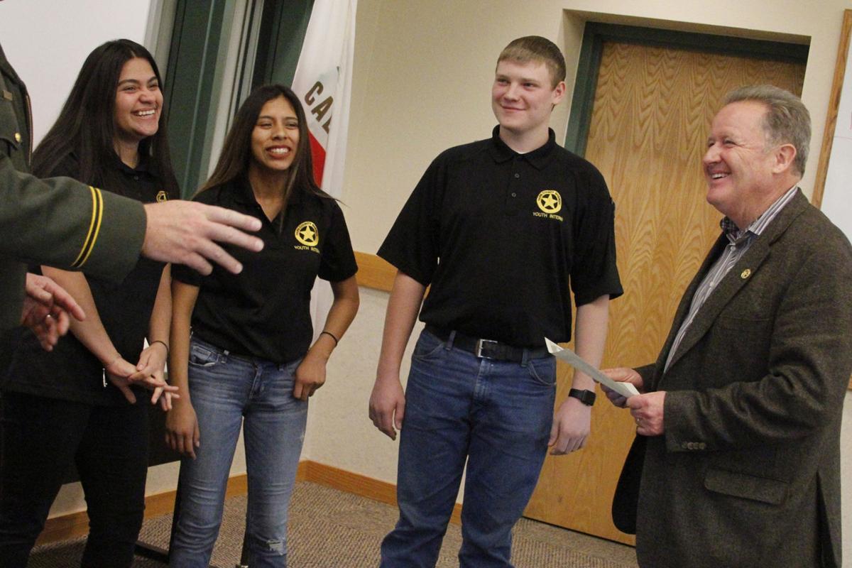 Students complete Sheriff's internship program