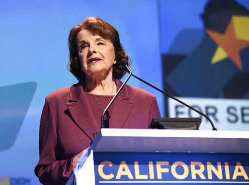 California Democratic Party won't endorse Dianne Feinstein