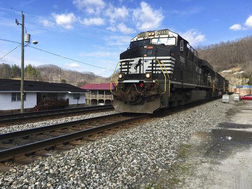 Railroad sues over millions of rail ties it calls defective