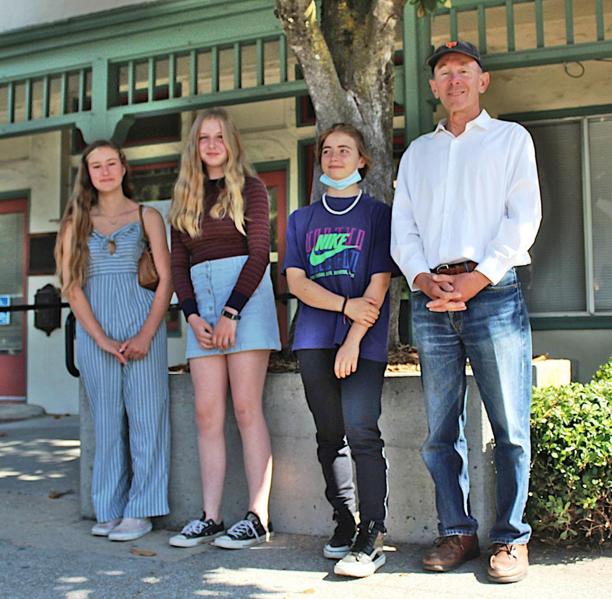 Calistoga Government Essay winners