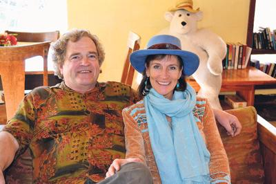 John Fouts and Suzanne Pasky Fouts