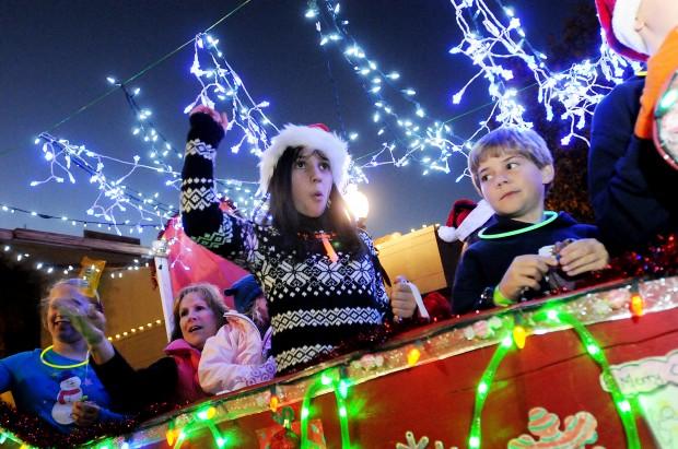 Napa's Christmas Parade 9