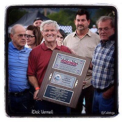 Dick and Stan Vermeil
