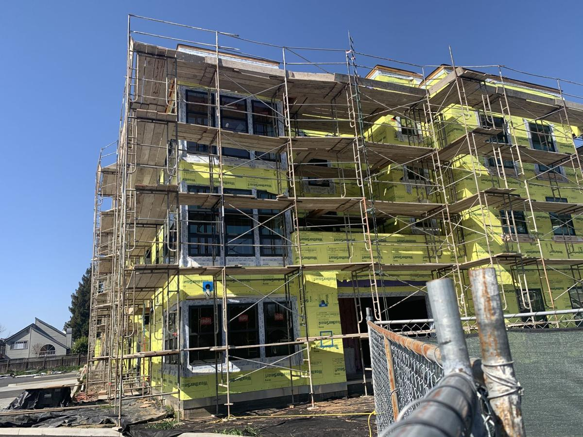 New affordable housing in Napa