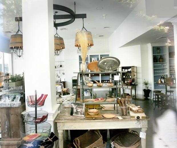 Tyler Florence Retail Shop