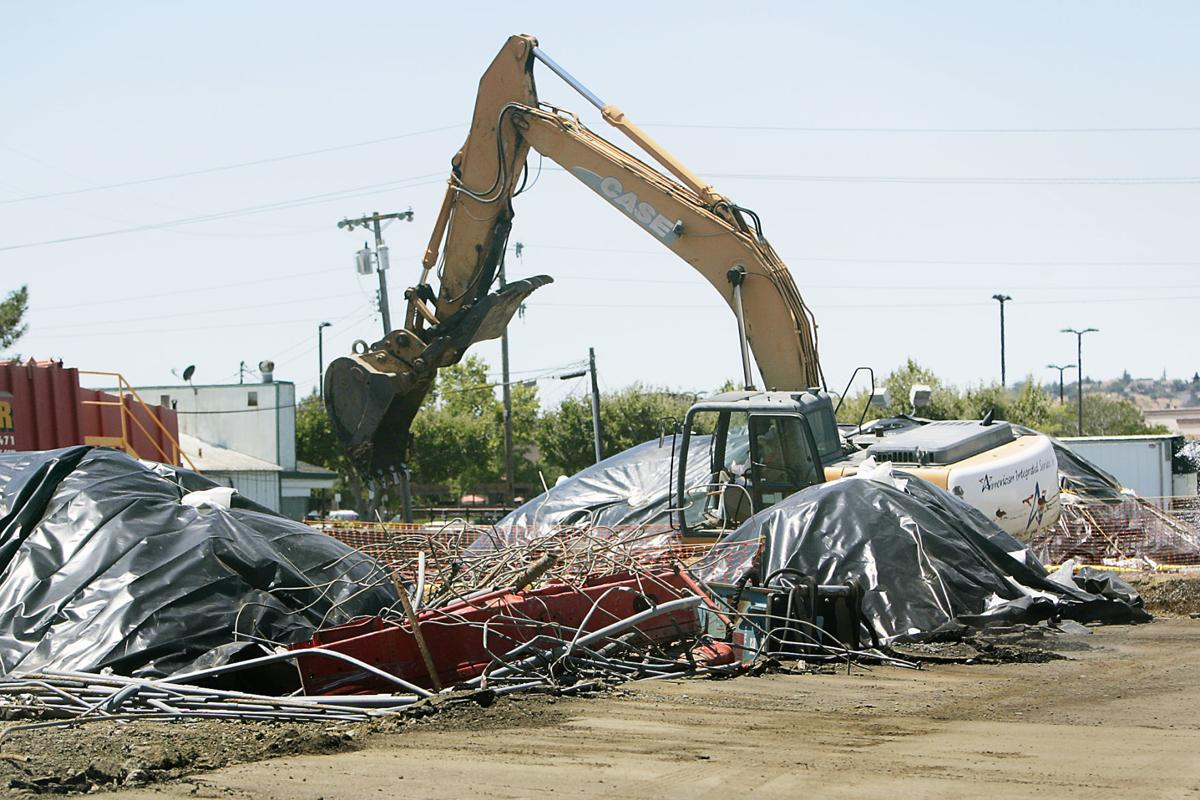 Kastner Honda Demolition
