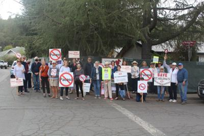 Anti-Pacaso protest