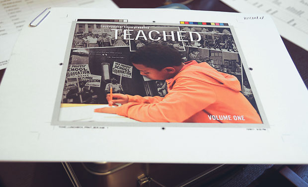 """""""Teached"""""""