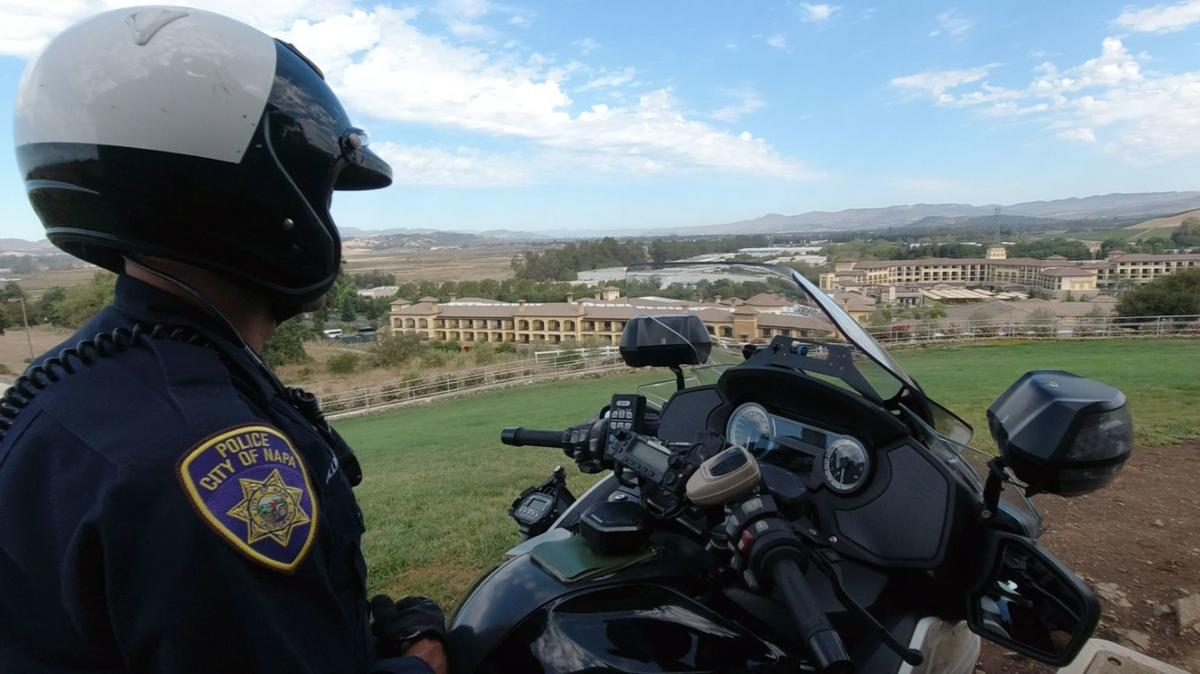 Napa Police recruitment video