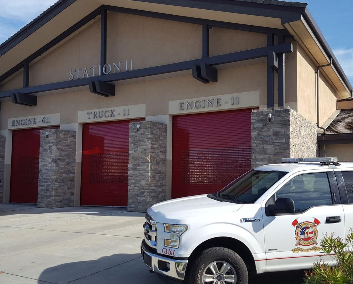 American Canyon fire station (copy)