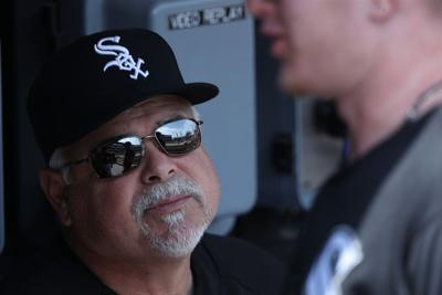 Chicago White Sox manager Rick Renteria before a game against the Minnesota Twins at Guaranteed Rate Field on June 29, 2019.