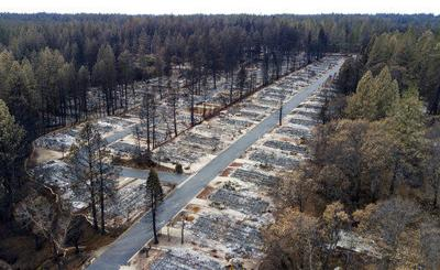 PG&E pleads guilty to 84 deaths in 2018 California wildfire (copy) (copy)