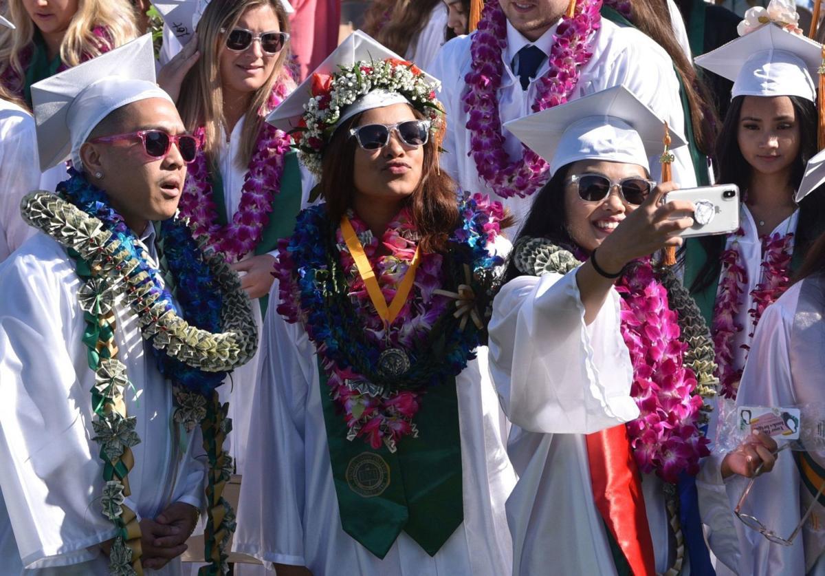 Pacific Union College graduates