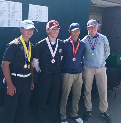 Napa Valley Prep Report: Vintage golfer Aaron is medalist at