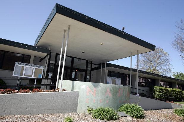 Replacing Napa City Hall