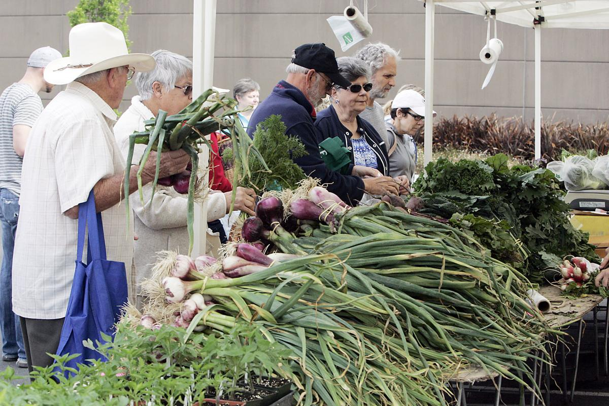 Napa Farmers Market seeks new home