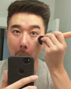 male-makeup