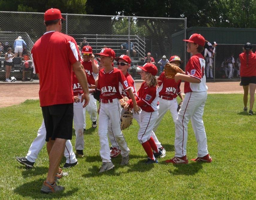 Little League District 53 8-9-10 All-Star Baseball