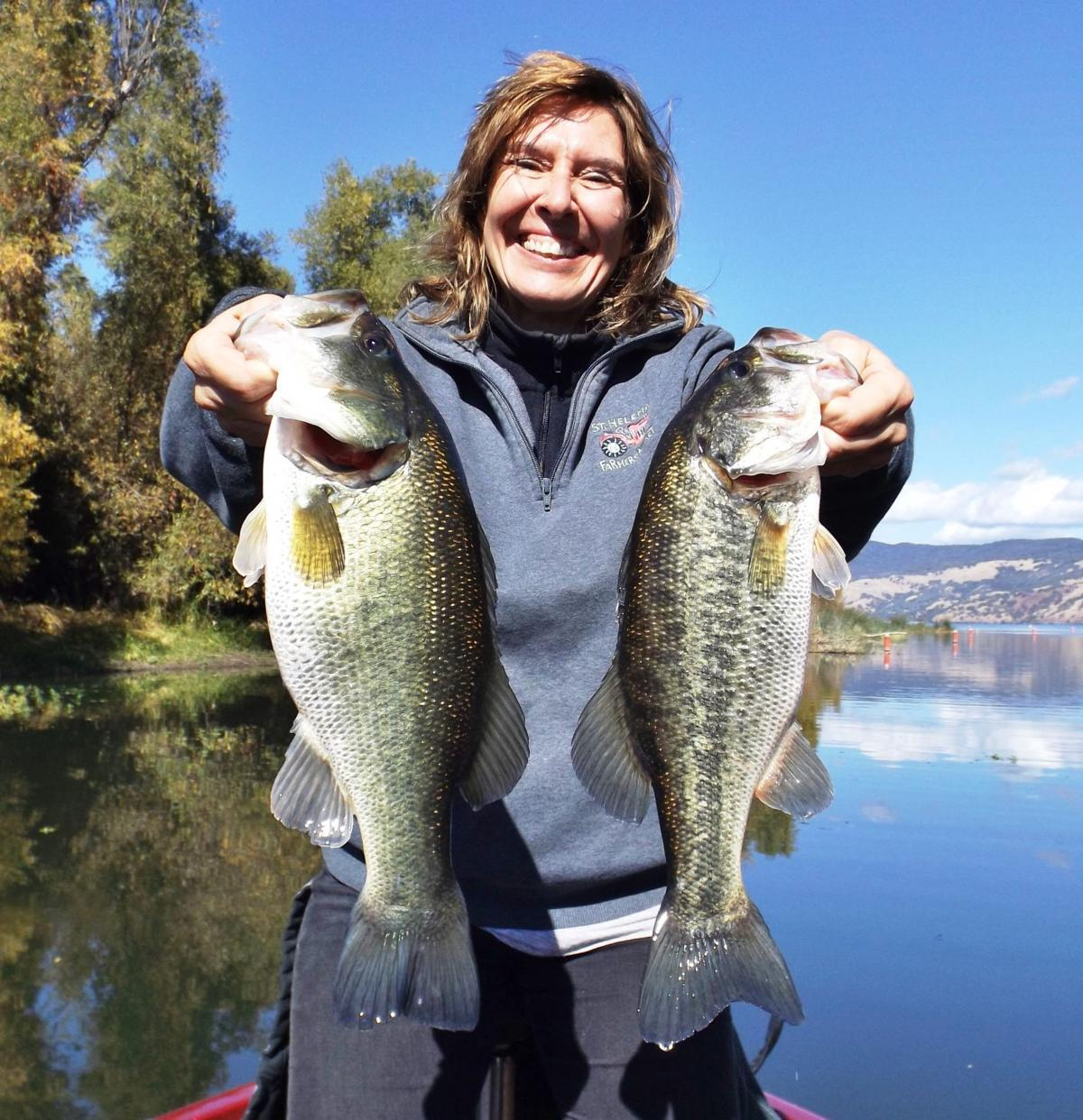 The Fishing Report Pair Catch 31 Largemouth Bass On Clear Lake Outdoors Napavalleyregister Com