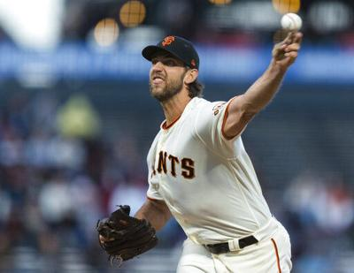 Madison Bumgarner receives qualifying offer from Giants