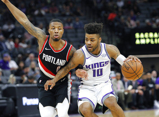New-look, youthful Kings try to gain ground in tough West