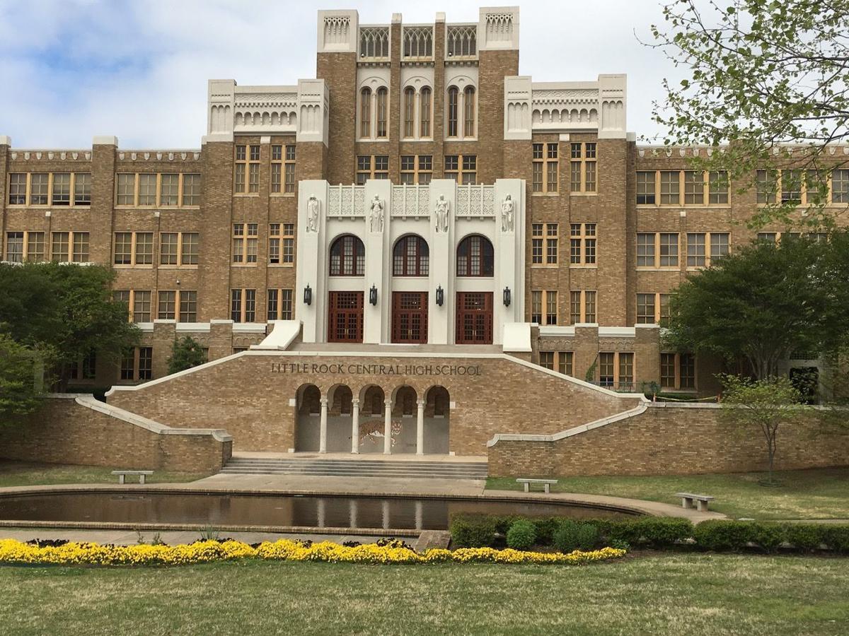 little rock 3 high school