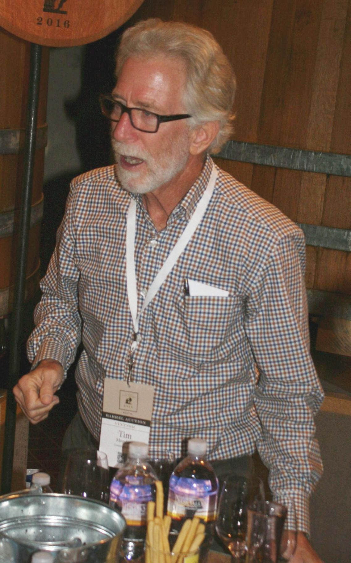 Tim Mondavi