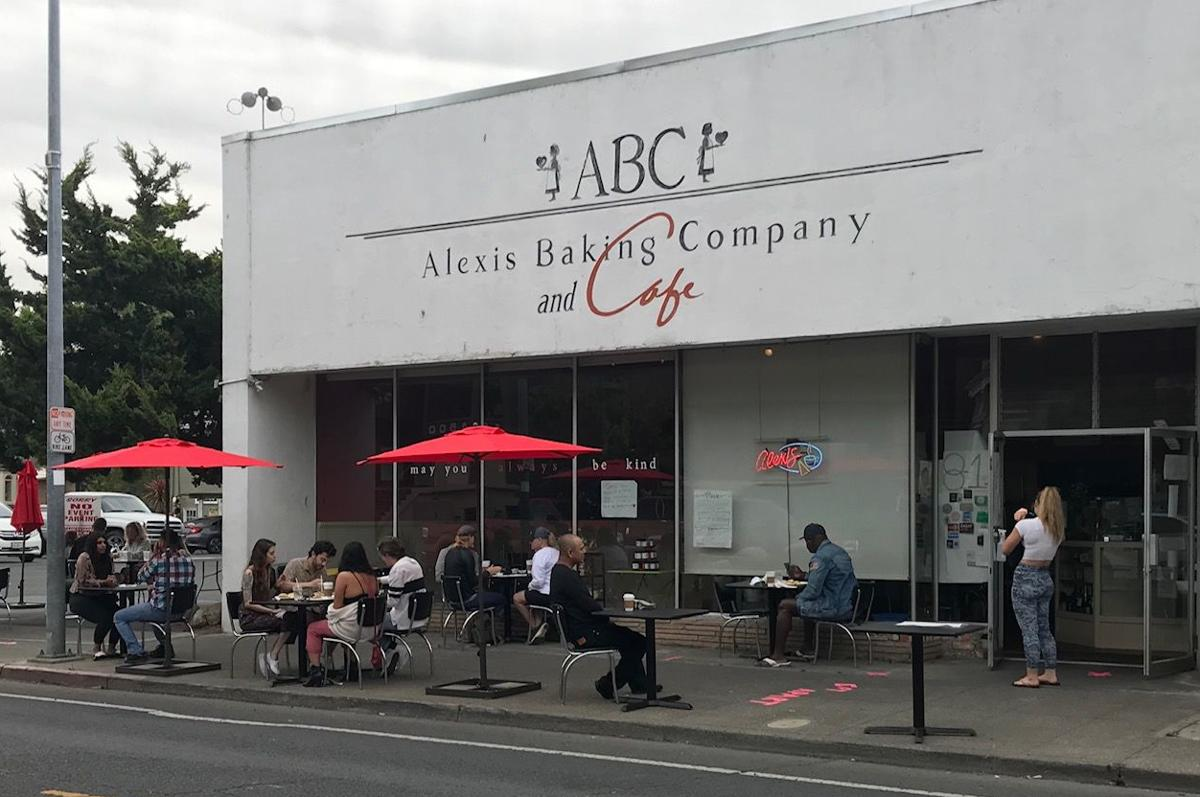 ABC outdoor dining